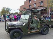 2014 Fayetteville Veterans Day Parade