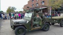 IMAGES: 2014 Fayetteville Veterans Day Parade