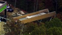 Wake Tech bridge collapse