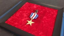 IMAGES: Fort Bragg airman awarded rare second Silver Star