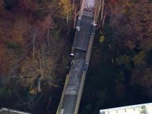 Investigation into Wake Tech bridge collapses to take months