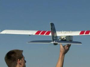 Precision Hawk is testing drones to gather data for farmers.