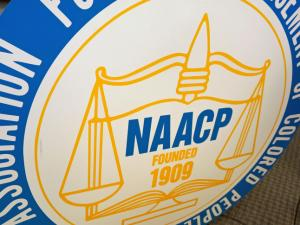 Leaders of the North Carolina chapter of the NAACP spoke out Tuesday morning about the decision of a Ferguson grand jury not to indict police officer Darren Wilson in the death of Michael Brown.