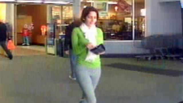 Clayton police are asking for the public's help in identifying this woman.