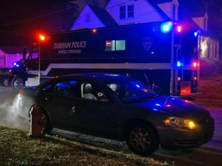 Durham police were investigating a fatal shooting early Wednesday in the 200 block of West Carver Street.