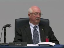 Retired Bladen County Chief Deputy Phillip Little