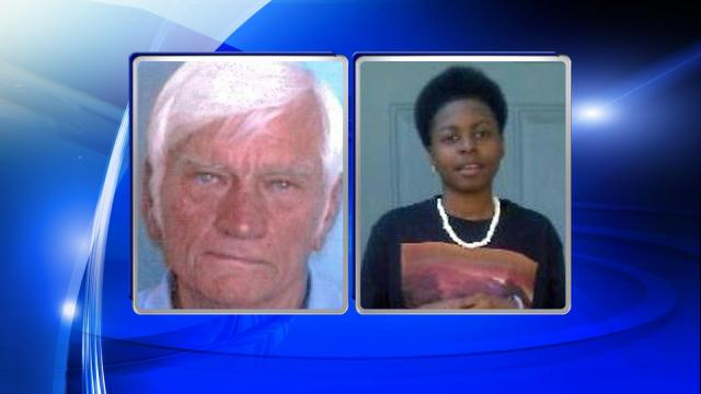 Henry Floyd Strickland Jr. (L) and Tatianna Lashay Greene (R).
