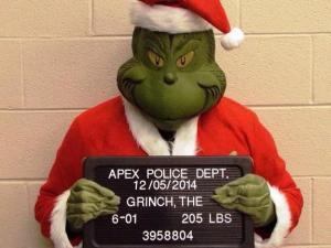 Photo courtesy of Apex Police Department