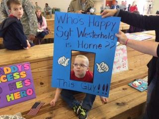About 100 paratroopers returned to Fort Bragg on Friday after serving in Afghanistan.