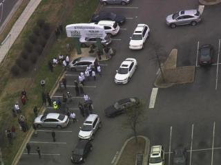 A gas leak near Raleigh's Ridgewood Shopping Center forced shops to close Friday afternoon.