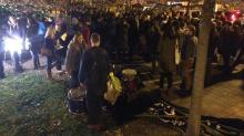 Durham protest