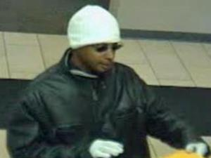 Raleigh police are searching for this man, who robbed a Wells Fargo bank Wednesday afternoon, Dec. 10, 2014.