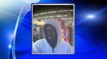 IMAGES: Police seek suspect in Fayetteville armed robbery