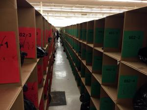 More than 1,300 of the 8.800 children the Salvation Army is trying to help this year through its Angel Tree campaign have no gifts in their box at the organization's Raleigh warehouse.