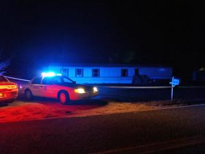 A 22-year-old man was airlifted to the N.C. Jaycee Burn Center Wednesday night after an explosion in a mobile home on Bizzell Grove Church Road, located between Pine Level and Princeton, authorities said.