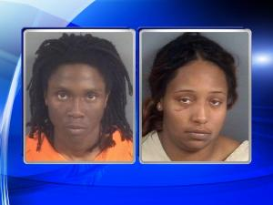 Fayetteville police charged two people early Thursday in connection with a fatal shooting that happened Wednesday afternoon near the Cumberland County courthouse.