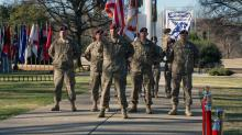 IMAGES: XVIII Airborne Corps ceremony marks official return to Fort Bragg