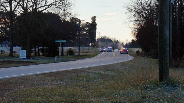 A pedestrian was killed Dec. 26, 2014, on N.C. Highway 96 at Bird Dog Lane, east of Wake Forest.