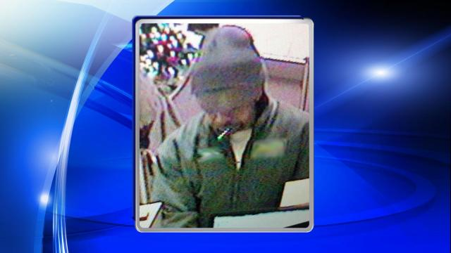 The Mechanics & Farmers Bank at 1824 Rock Quarry Road in Raleigh was robbed Monday afternoon.