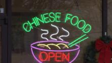 Chinese restaurant sign