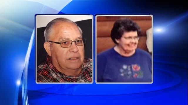 Jerome Faulkner, Dora Faulkner, slain Granville County couple