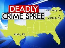 Granville couple slain in multi-state crime spree