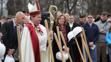 IMAGES: Catholic diocese breaks ground on $41M cathedral