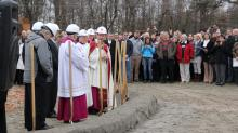 Catholic diocese breaks ground on new cathedral