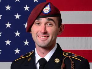 Spc. Ryan J. Sanderson