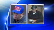 IMAGES: Suspect sought in Cameron Village bank robbery