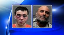 Father, son accused in crime spree, Granville killings