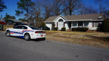 IMAGE: Fayetteville police: Wife accidentally shoots husband