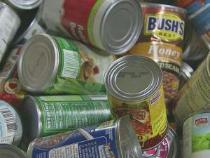 Raleigh food bank