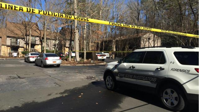 Police are investigating a man's death after his body was found inside a Durham home Monday morning.