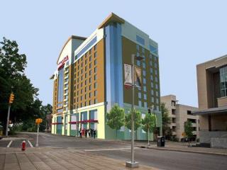 The proposed Salisbury Street hotel will be 130 feet tall and take up 134,200 square feet. It will be comprised of 176 units and 9,000 square feet of ground-floor retail space, positioned on a .52 acre site.