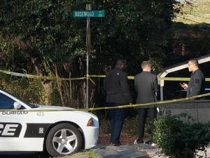On Tuesday morning, Durham police were called to the area of Rosewood and Dayton streets, near the campus of North Carolina Central University.