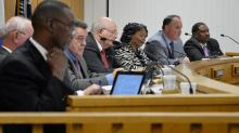 IMAGES: Cumberland commissioners change course on chicken plant hearing