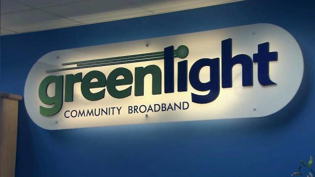 Greenlight, Wilson's broadband service