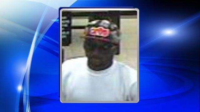 Raleigh police are seeking the public's help to identify a man wanted in connection with a Jan. 20 robbery at a State Employees Credit Union branch in east Raleigh.