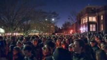 Vigil for slain Chapel Hill students