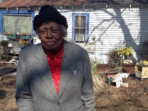 Ida McKoy, 88, died Wednesday night when fire broke out in her home near Garner. (Photo courtesy McKoy family)