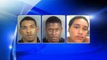 Hope Mills shooting suspects
