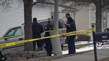 IMAGES: Police: Two found dead inside Garner home is a murder-suicide