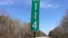 I-95 mile marker 114