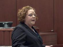 Defense attorney Caroline Elliot