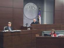 Joseph Mitchell murder trial (part 4)