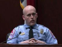 Raleigh police officer Roy Smith