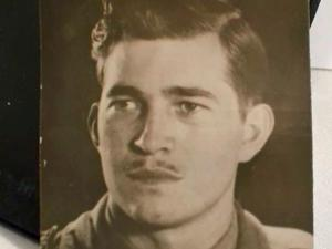 Ralph Denson was 19 years old when he was among the first American troops to cross the bridge at Remagen - a key battle that possibly helped shorten World War II