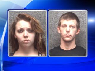 Alexander Gray Turner, 23, and Chelsi Leila Griffin, 19, both of Conway, SC, are charged with murder in the shooting deaths of Turner's parents.