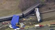 Halifax County train derailment